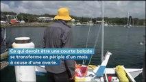 Nouvelle-Zélande: une balade en mer se transforme en périple d'un mois jusqu'en Australie