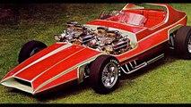 George Barris Cars- George Barris Hot Rods, George Barris Builds, George Barris Batmobile