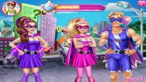 Super Barbie Kissing Barbie and Ken Games For Girls