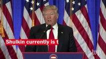 Trump's Transition: Who is David Shulkin?