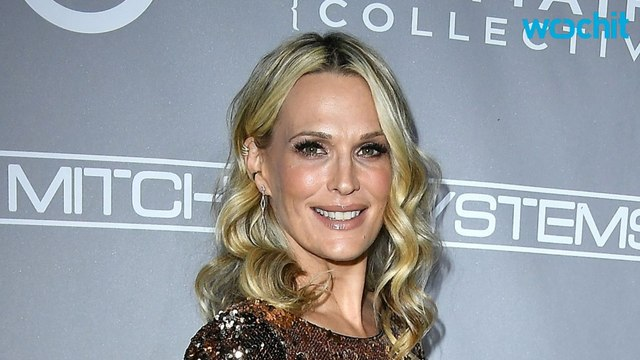 Molly Sims Welcomes Third Child