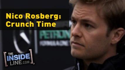 Nico Rosberg: Crunch Time