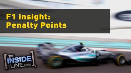 F1 insight: Penalty Points