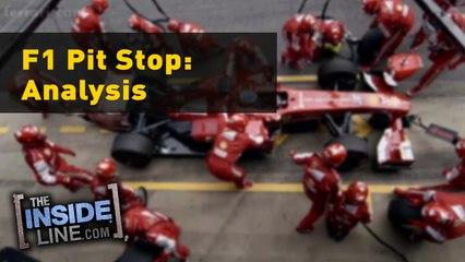 F1 Pit Stop Analysis