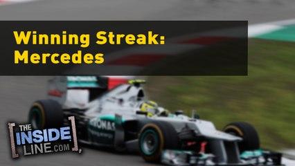 Mercedes: Silver Arrow success