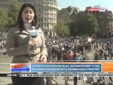 News to Go - Security around Buckingham Palace, Westminster Abbey raised for royal wedding 4/28/11
