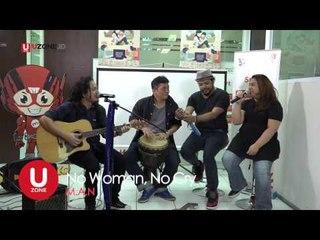 MAN-No woman No cry LIVE at UZONE.ID