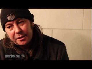 High On Fire's Matt Pike talks about Jesus Christ's time-travelling brother | Aggressive Tendencies