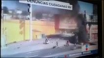 MANIFESTANTES EN MEXICO || SAQUEAN COPPEL, ELEKTRA || PARODIA