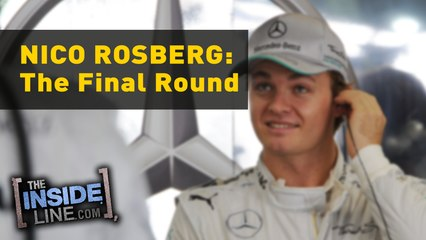 Nico Rosberg: The Final Round