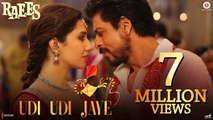 Udi Udi Jaye - Raees - Shah Rukh Khan & Mahira Khan - Ram Sampath - Funny4all