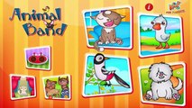 123 Kids Fun - Animals Band - Educational Music Game For Kids