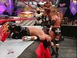 Evolution vs Edge,Tajiri and Shelton Benjamin (Raw 2004)Part.2