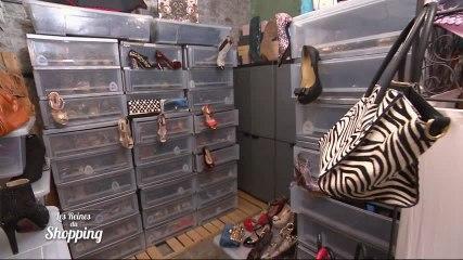 Le shoesing de Marie-Laurence est juste énorme !