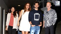 Hrithik Roshan Celebrated Birthday With Ex Wife Sussane Khan
