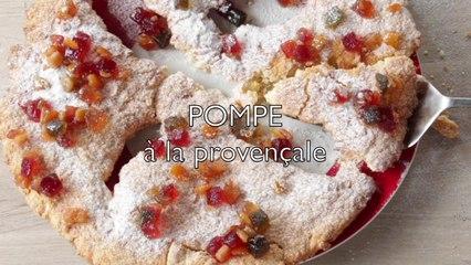 Recette Pompe à la Provençale