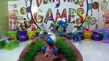SMURFS The Smurfs Surprise Eggs & SMURFS Toys Surprise Video