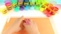 Play Doh video  Learn Numbers. Counting in English. Learning videos for kids
