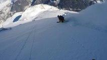 Adrénaline - Ski : La neige poudreuse est enfin arrivée aux Arcs !