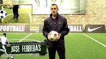 Apprendre le football freestyle  - la pendule-H8DEAwqEcHg