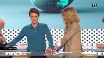 LNE : Gros craquage pour Emilie Besse et Daphné Burki