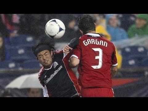 HIGHLIGHTS: New England Revolution vs Chicago Fire, MLS June 2nd 2012