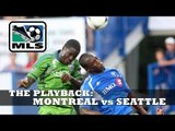 EXTENDED Highlights: Montreal Impact vs Seattle Sounders - The Playback, June 16, 2012