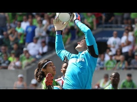 HIGHLIGHTS: Seattle Sounders vs Chivas USA, MLS September 8th
