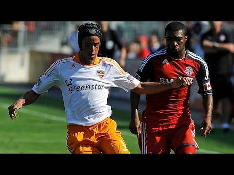 HIGHLIGHTS: Toronto FC vs Houston Dynamo, MLS July 28th
