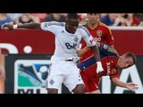 HIGHLIGHTS: Real Salt Lake vs Vancouver Whitecaps, MLS July 27th