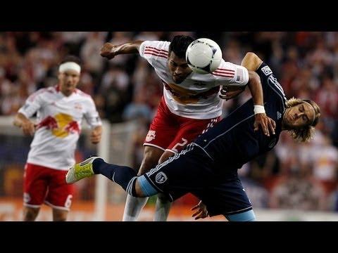HIGHLIGHTS: New York Red Bulls vs Sporting Kansas City, MLS