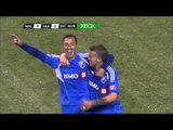 GOAL: Arnaud puts Montreal on top | Seattle Sounders vs Montreal Impact