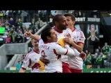 GOAL: Fabian Espindola takes advantage of mishap | Portland Timbers vs New York Red Bulls
