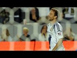 GOAL: Mike Magee volley deflects in | LA Galaxy vs Chicago Fire