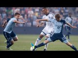 HIGHLIGHTS: Sporting Kansas City vs Vancouver Whitecaps | July 3, 2013
