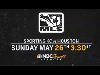 Live On The Nbc Sports Network Sporting Kc Vs Houston Dynamo Video Dailymotion