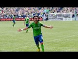 GOAL: Rosales left footed skill check gives Seattle the lead