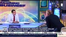 """Good Morning Business - Jean-Pierre Petit: """"Quelles seront les perspectives 2017 sur les marchés mondiaux"""""""