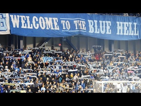 Game On. The city and supporters ready in KC | MLS Cup Playoffs 2013