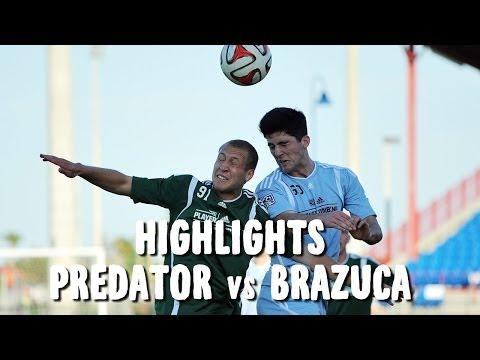 HIGHLIGHTS: Predator vs Brazuca | MLS Combine
