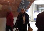Nadine Morano insulte l'équipe d'Action discrète - ZAPPING ACTU DU 12/01/2017