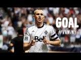 GOAL: Kenny Miller slots one home | Vancouver Whitecaps FC vs. New York Red Bulls