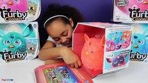 Ad Furby Connect Коллекция Connect World App сюрприз игрушки для детей Детские игрушки Обзор