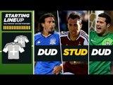 MLS Fantasy: Studs & Duds for Toronto FC, Colorado Rapids, & SJ Earthquakes   Starting Lineup