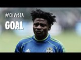 GOAL: Obafemi Martins chips home to give Seattle the lead | Chivas USA vs Seattle Sounders