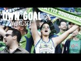 OWN GOAL: Stephen Keel deflects the ball in off a corner kick | FC Dallas vs. Seattle Sounders