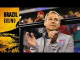 "Jurgen Klinsmann reacts to Mexico draw: ""We don't have 90 minutes in us yet"" 
