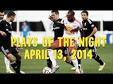 Thierry Henry, Di Vaio and Mauro Diaz all shined on Saturday night | Plays of the Night