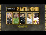 Etihad Airways Player of the Month Nominees: April