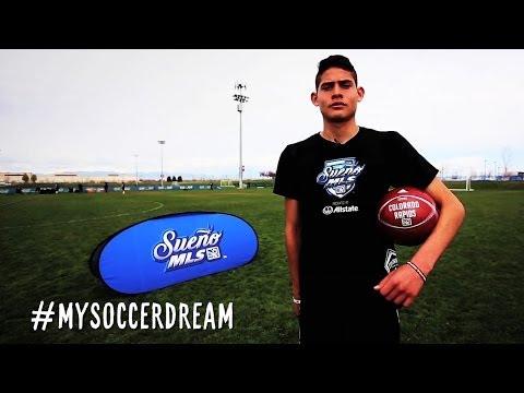My Soccer Dream: Oscar Aragon | Sueño MLS